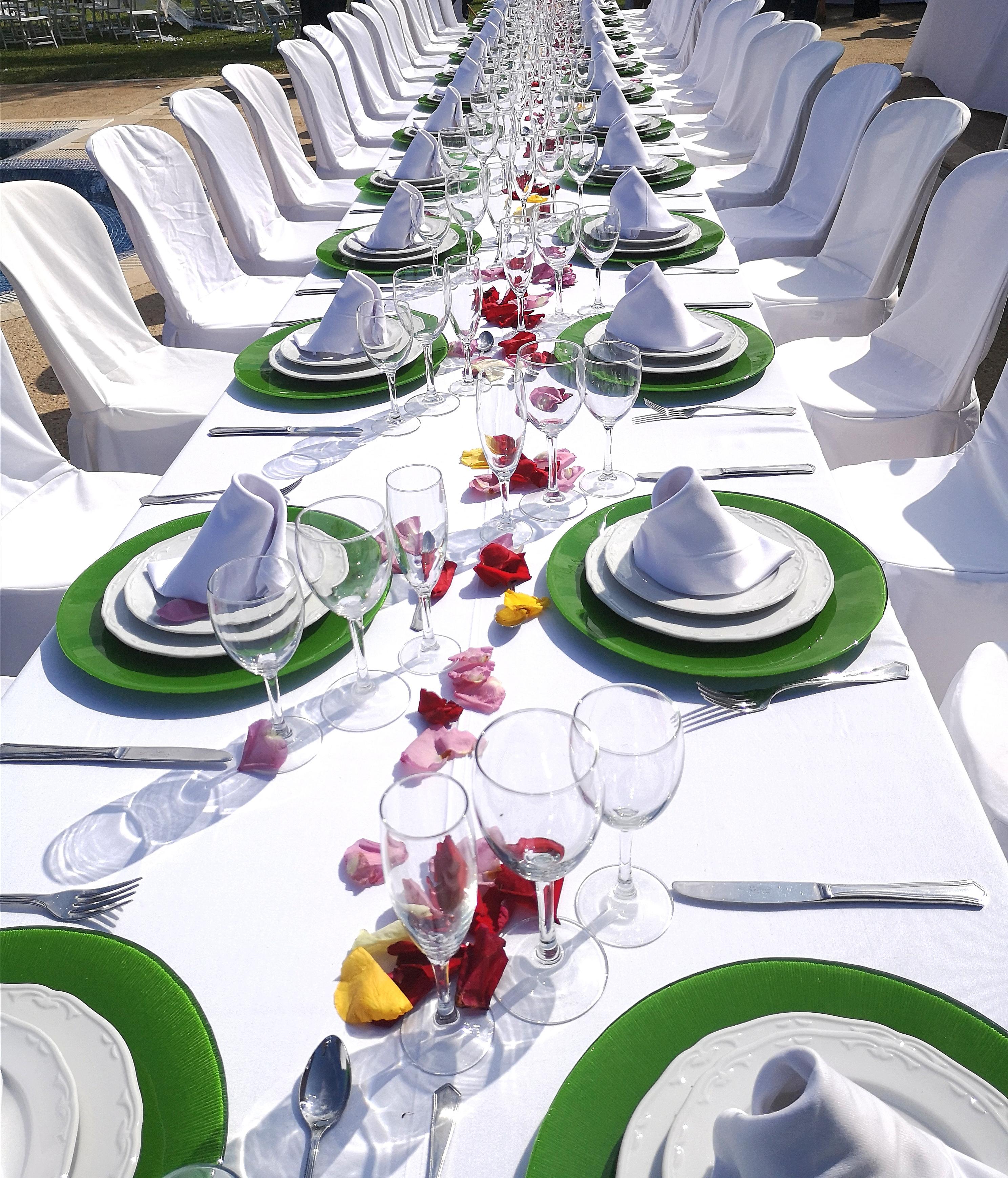 Empresa de catering para bodas en mallor