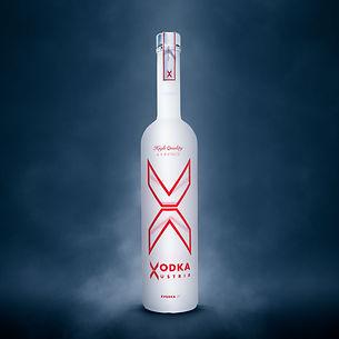 Vodka Alta Calidad
