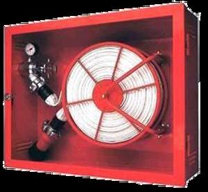 Sistema de boca de incendio equipada