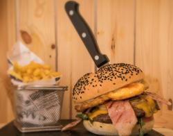 Restaurante Tolly´s Hamburguesa