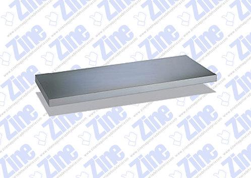 Estantes para mesas centrales y murales medidas 2400 x 700