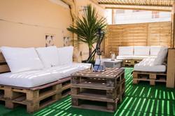 Hotel Coral Mallorca Zona Chill Out