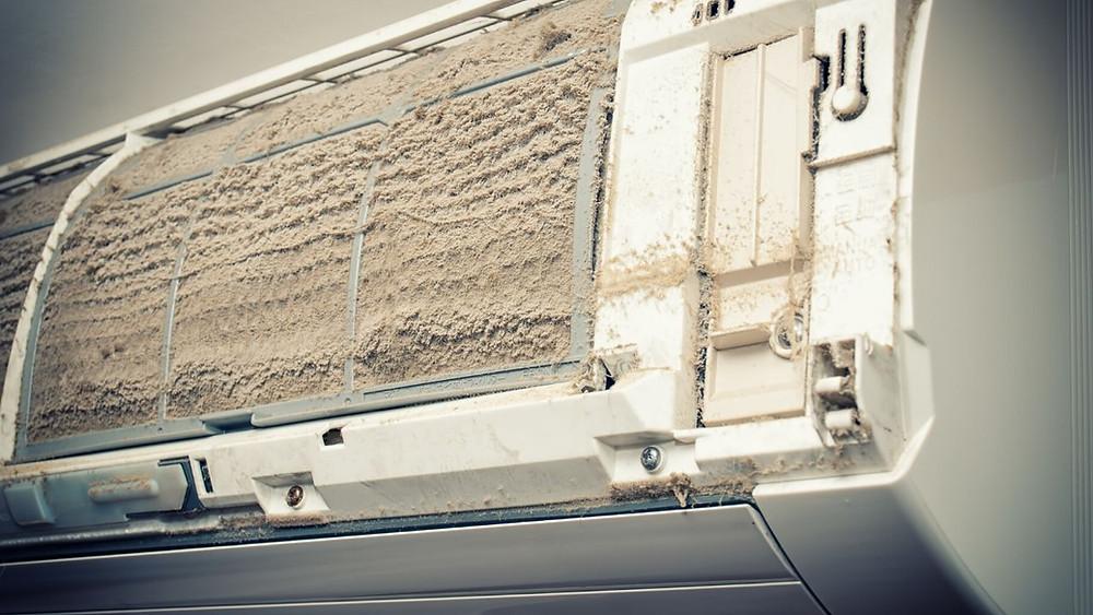 Filtros de aire de ventilación