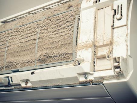 ¿Que son y para que sirven los filtros de aire de ventilación?
