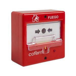 Sistema detección y alarma contraincendi
