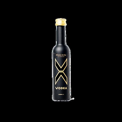 X Vodka Austria Calidad Premium 0.05L