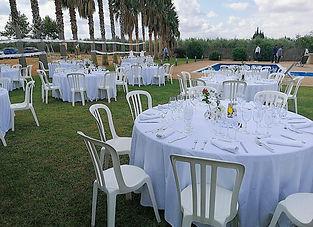 Especial catering bodas Mallorca