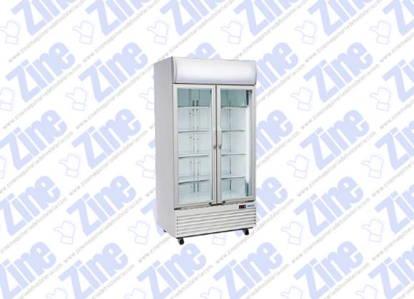 ARMARIO EXPOSITOR refrigeración COOL HEAD DC 800H
