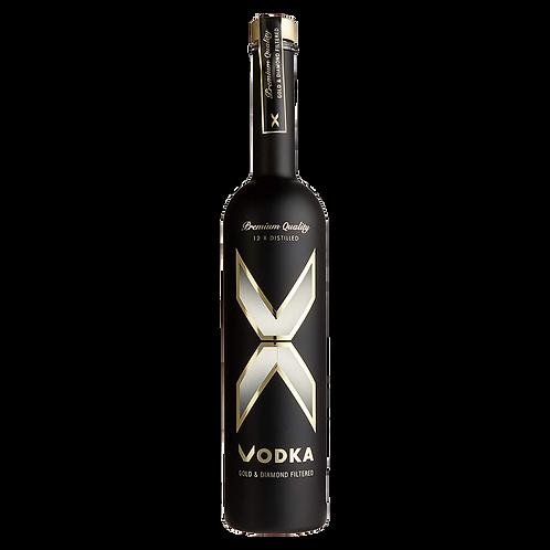 X Vodka Austria Calidad Premium 0.7L