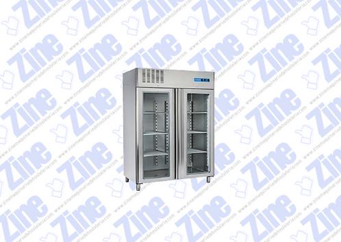 ARMARIO EXPOSITOR  congelación puerta de cristal COOL HEAD RNG 1390