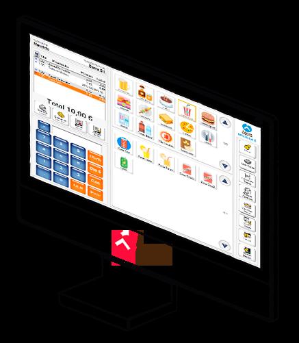 Software TPV Bares Restaurantes