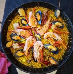 Restaurante Tollys Paellas