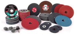 discos de muelas de fibra complrimida