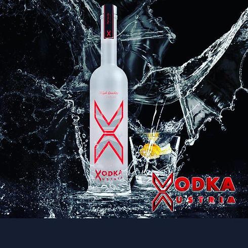 Vodka Austria Alta Calidad