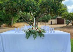 Tendencias de catering para bodas en mal