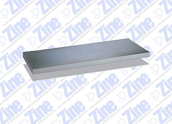 Estantes para mesas centrales y murales medidas 2400 x 500 x 850