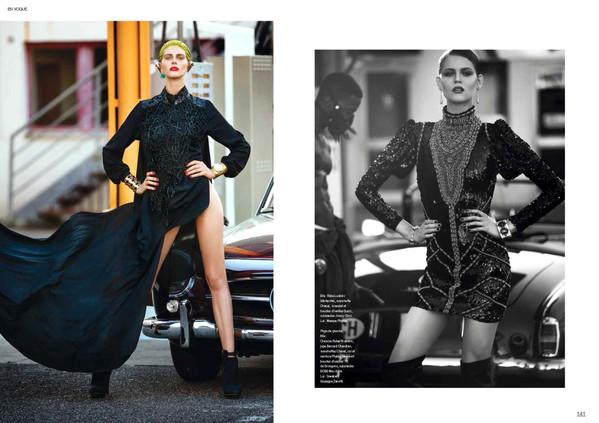 Maison Ludovic Winterstan Vogue