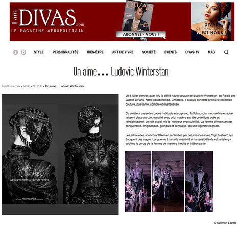 Maison Ludovic Winterstan Divas