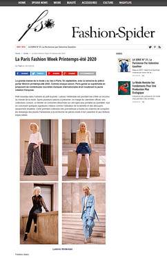 Ludovic Winterstan FashionSpider