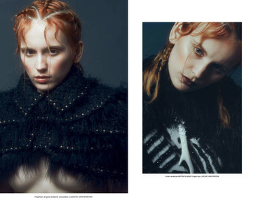 Maison Ludovic Winterstan magazine