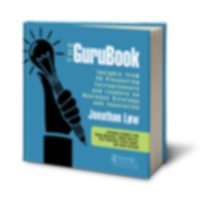 Order The GuruBook by Jonathan Løw now - click here...