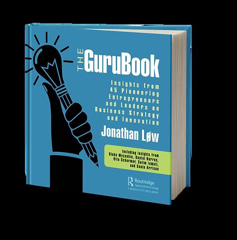 the gurubook cover