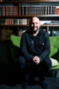 jonathan løw - editor of Secret no more!