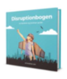 Disruptionbogen - klik her og køb dit eksemplar nu til kun 100 kr.