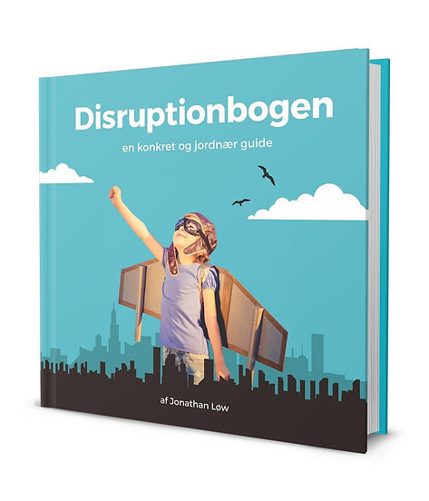 disruption bog af jonathan løw