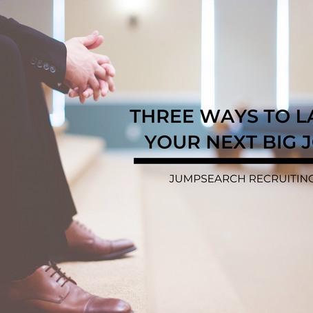Making a Career Move to Utah? 3 Ways to Land Your Next Big Job