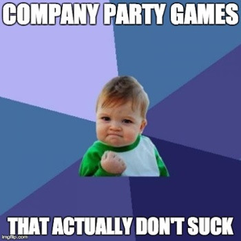 Company Party Games