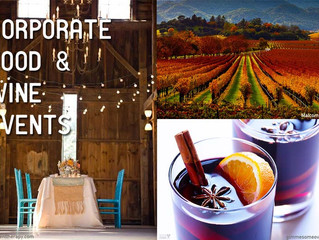 Why Food & Wine Festivals Make Great Corporate Events