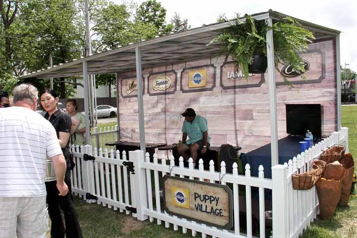 Pedigree Sponsors Booth