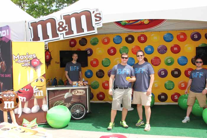 M&M Sponsor Booth1