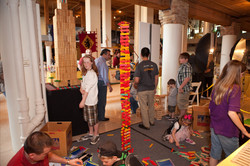 Kids Playing at Event