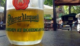 Bohemia Beer Garden