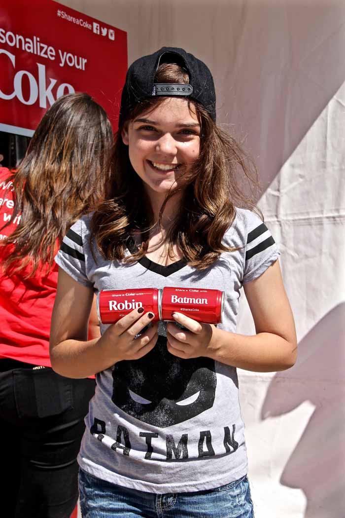 Coca Cola Booth