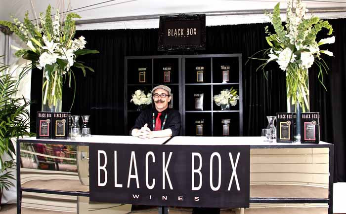 Black Box Sponsor Booth
