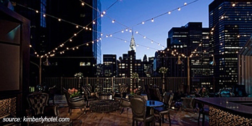 Urban Outdoor Venue