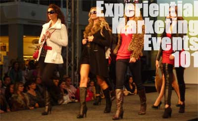Experiential Marketing Events