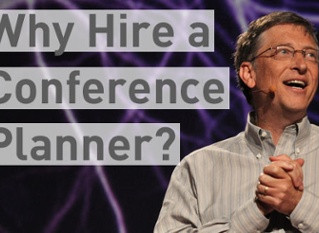10 Reasons to Hire a Conference Planner