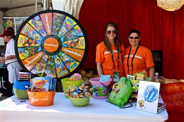 Nickelodeon Fun Booth