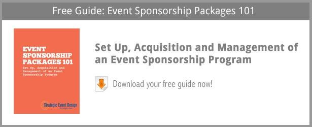 Event Sponsorship Program