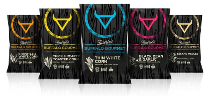 Laurie's Buffalo Gourmet Brand Amplification