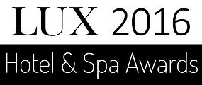 Lux 2016 Hotel and Spa Awards