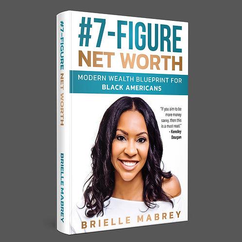 Signed Copy   #7-Figure Net Worth Paperback Book