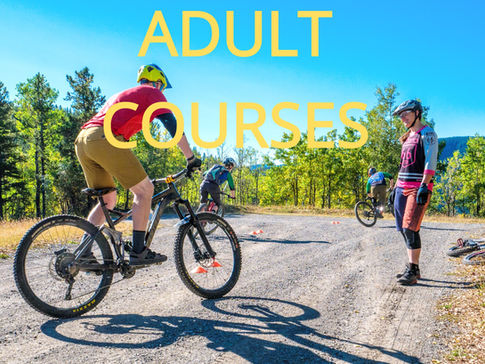 ADULT COURSES FOR ALL SKILL LEVELS