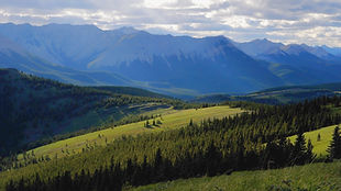 Powderface Ridge