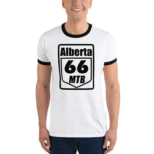 Simple Logo - Ringer T-Shirt