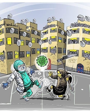 Middle East political caricatures